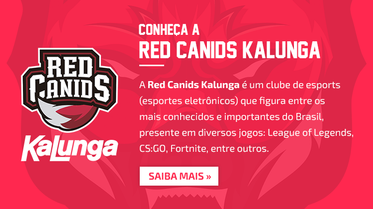 Conheça a Red Canids Kalunga