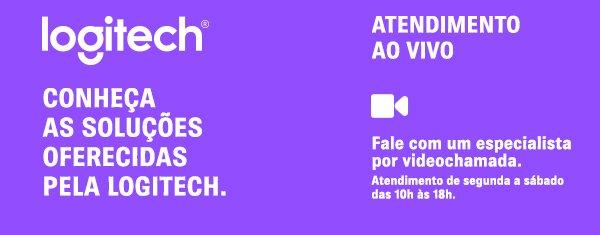 Banner Atendimento Logitech Banner Logitech Mobile