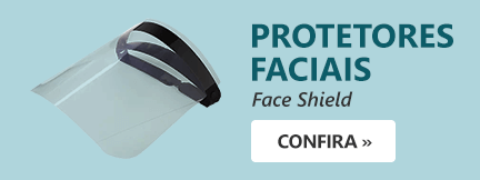Protetores Faciais - Face Shield