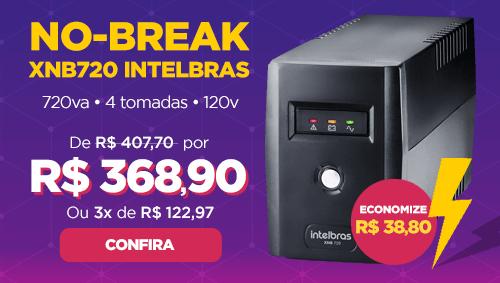 Nobreak XNB720 Intelbras