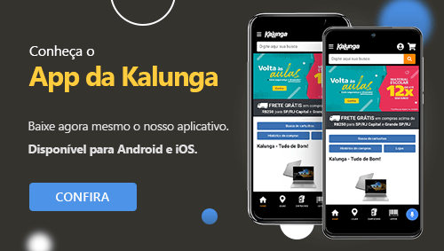Baixe agora o Aplicativo da Kalunga