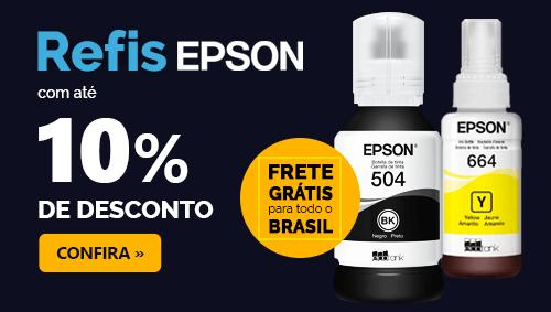 Refis Epson com Desconto