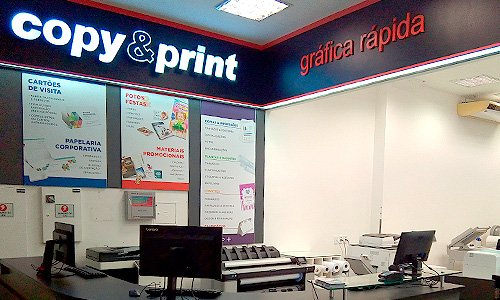 Kalunga Copy&Print Campinas - Shopping Iguatemi - SP