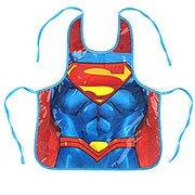 Avental escolar Superman AV55539SM Luxcel (004601)