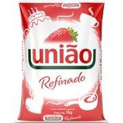 Açúcar refinado 1kg União PT 1 UN