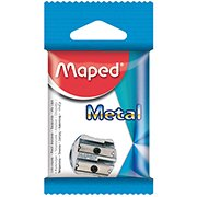 Apontador de metal 2 furos 006700 Maped BT 1 UN