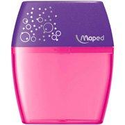 Apontador c/deposito Shaker 2 furos sortido 634755 Maped (025195)