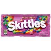 Skittles Frutas Silvestres 61,5g Mars Brasil (056268)