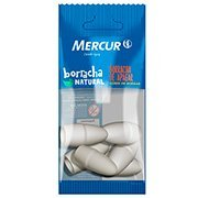 Borracha ponteira branca pull pack B1010301014 Mercur BT 6 UN