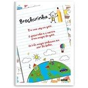 Caderno 1/4 brochura 48fls . 80077 Spiral (103830)