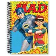 Caderno universitário capa dura 1x1 96 fls Mad 88745 Spiral Mad (130307)