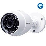 Câmera de segurança wifi IP  HD 114 graus IC5 Intelbras CX 1 UN