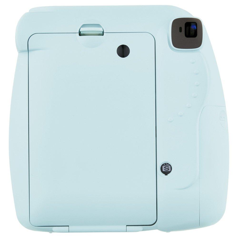 1be1390f4b66c Câmera instantânea Fuji Instax Mini 9 azul aqua Fuji Film - Eletrônicos -  Kalunga.com