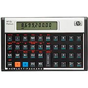 Calculadora financeira 12c platinum HP (BT 1 UN) BT 1 UN