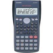 Calculadora científica cinza FX-82MS Casio CX 1 UN