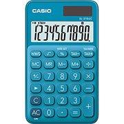 Calculadora de bolso ( bat / solar / 10 dígitos ) azul SL - 310UC Casio