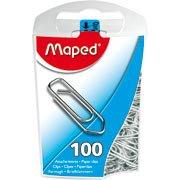 Clips nr. 5 niquelado prateado 320011ZC Maped