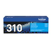 Cartucho toner p/Brother ciano TN310CBR Brother CX 1 UN