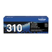 Cartucho toner p/Brother preto TN310BKBR Brother CX 1 UN