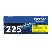 Cartucho toner p/Brother amarelo TN225YBR Brother CX 1 UN