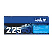 Cartucho toner p/Brother ciano TN225CBR Brother CX 1 UN