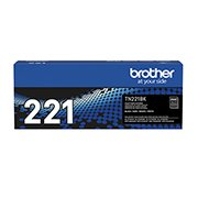 Cartucho toner p/Brother preto TN221BKBR Brother CX 1 UN