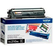 Cartucho toner p/Brother preto TN-210BKBR Brother CX 1 UN