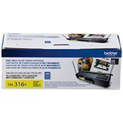 Cartucho toner p/Brother amarelo TN316Y Brother CX 1 UN