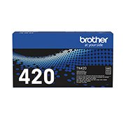 Cartucho toner p/Brother preto TN420BR Brother CX 1 UN