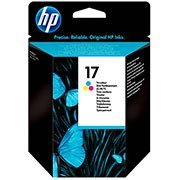 Cartucho HP 17 color 15ml C6625A HP CX 1 UN