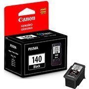 Cartucho 8ml preto PG-140 Elgin CX 1 UN