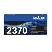 Cartucho toner p/Brother preto TN2370 Brother CX 1 UN