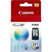 Cartucho p/Canon 9ml color CL211 Canon CX 1 UN