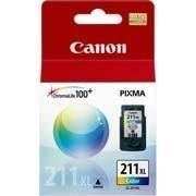 Cartucho p/Canon 13ml color CL211XL Canon CX 1 UN