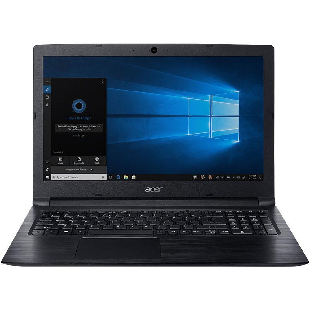 """Notebook - Acer A315-53-52zz I5-7200u 2.50ghz 8gb 1tb Padrão Intel Hd Graphics 620 Windows 10 Home Aspire 3 15,6"""" Polegadas"""