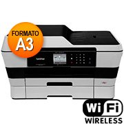 Multifuncional A3 MFCJ6720DW Brother CX 1 UN
