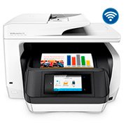 Multifuncional Officejet Pro 8720 D9L19A HP CX 1 UN