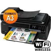 Multifuncional A3 Officejet OJ7500A C9309A HP