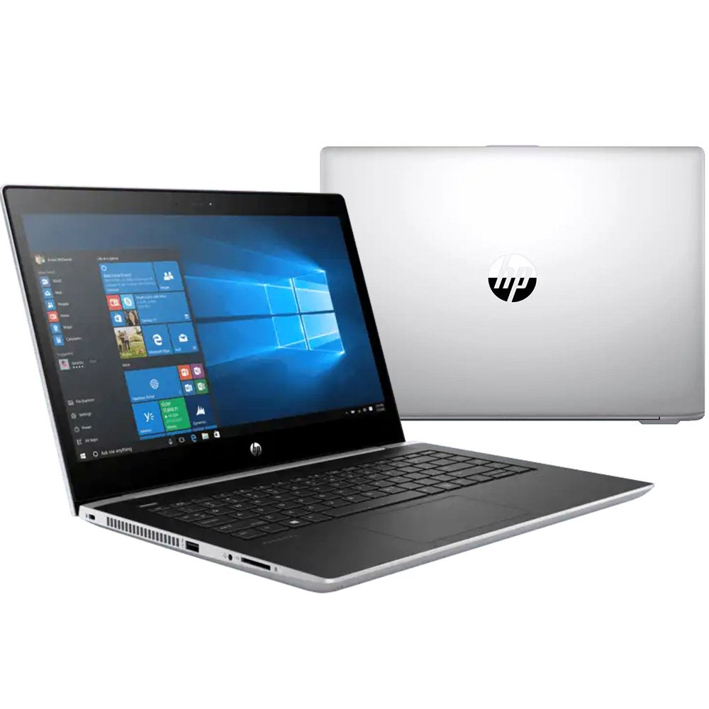 "Notebook - Hp 6vv85la I5-8250u 1.66ghz 4gb 500gb Padrão Intel Hd Graphics 620 Windows 10 Professional Probook 440 G5 14"" Polegadas"