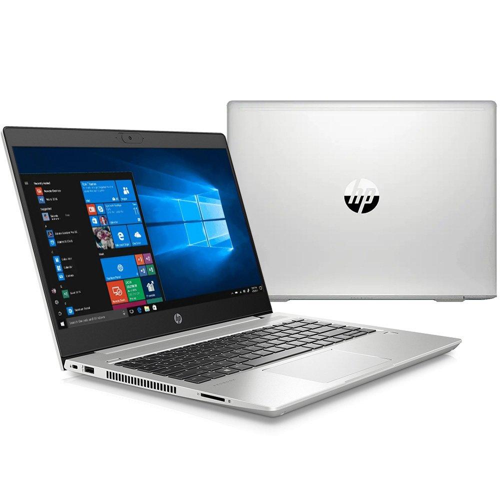 "Notebook - Hp 2b265la I3-10110u 2.10ghz 8gb 500gb Padrão Intel Hd Graphics 620 Windows 10 Professional Probook 440 G7 14"" Polegadas"