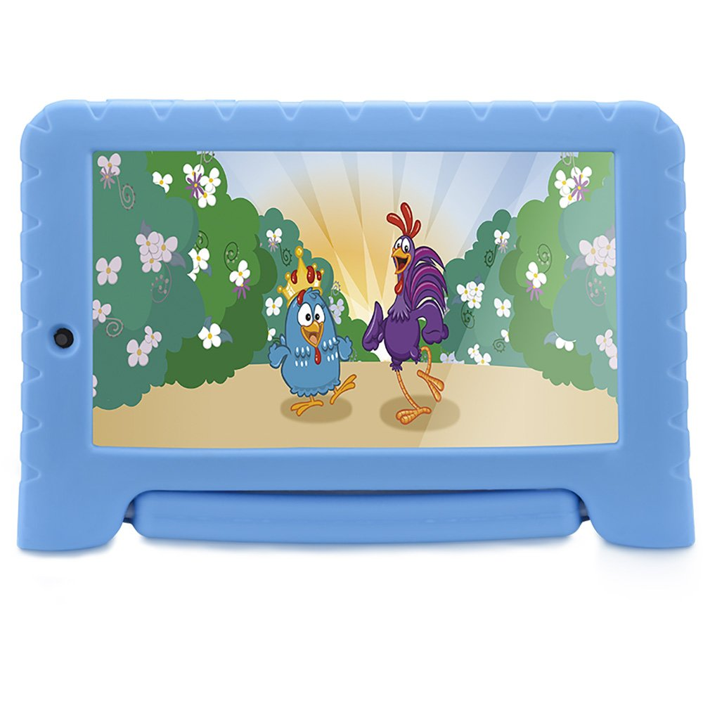 Tablet Multilaser Galinha Pintadinha Plus Nb311 Azul 16gb Wi-fi