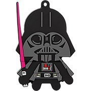 Pen Drive 8gb Darth Vader Star Wars PD035 Multilaser BT 1 UN