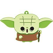 Pen Drive 8gb Yoda Star Wars PD037 Multilaser BT 1 UN
