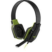 Headset Gamer verde PH146 Multilaser CX 1 UN