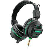 Headset Gamer Led Light verde PH143 Multilaser CX 1 UN