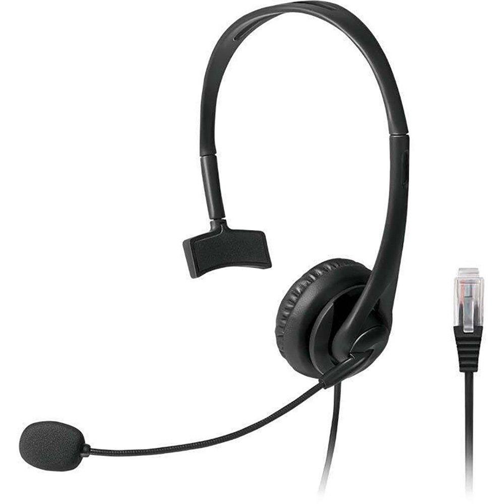 Headset P/telefone Office Preto PH251 Multilaser