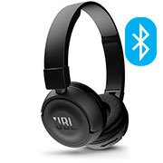 Headphone Bluetooth T450 BT black Jbl BT 1 UN