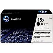 Toner HP 15X Preto Alta capacidade Laserjet Original (C7115X) Para HP Laserjet 1200, 1200n, 1200se, 1220, 1220se, 3300, 3310, 3320, 3320N, 3330, 3380 CX 1 UN