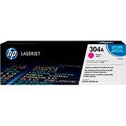 Toner HP 304A Magenta Laserjet Original (CC533A) Para HP Laserjet CP2025dn, CM2320n, CM2320nf CX 1 UN