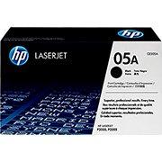 Toner HP 05A Preto Laserjet Original (CE505AB) Para HP Laserjet P2055dn, P2035, P2035n CX 1 UN